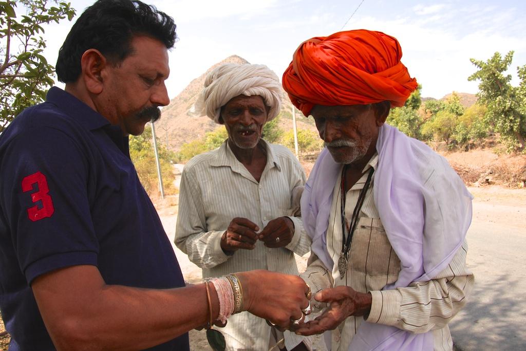 Raj and Marwari farmers